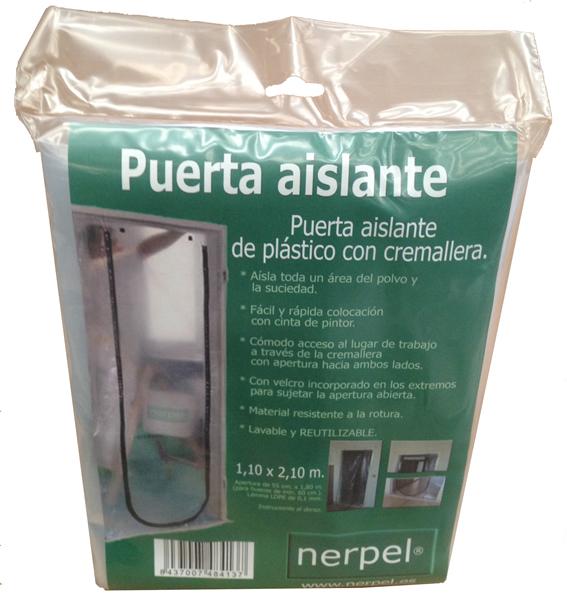 Embalaje Flexible Puerta Aislante - Productos de Enmascaramiento ...